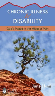 Chronic Illness: God's Peace in the Midst of Pain