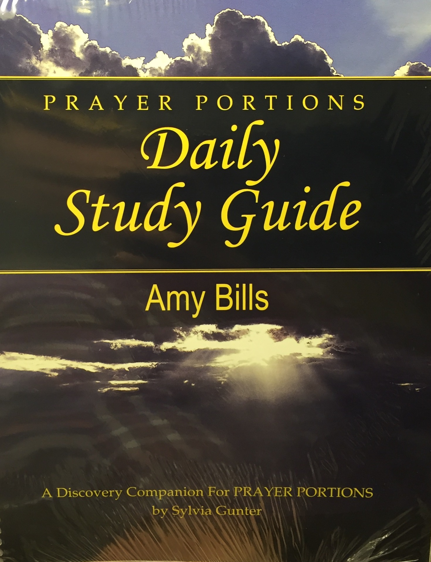 Prayer Portions: Daily Study Guide