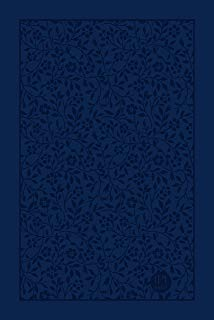 The Passion Translation Bible - Large Print (Blue Leather)
