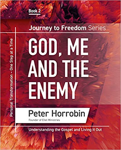 Journey to Freedom Series - God Me and the Enemy