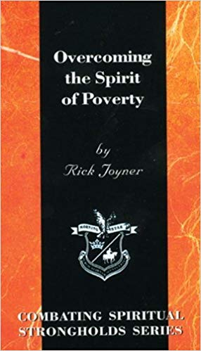 Overcoming the Spirit of Poverty